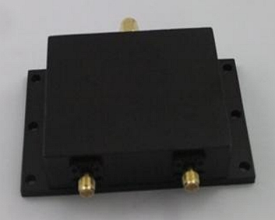 Two-way splitter 628-2700 MHz, metal enclosure SMA