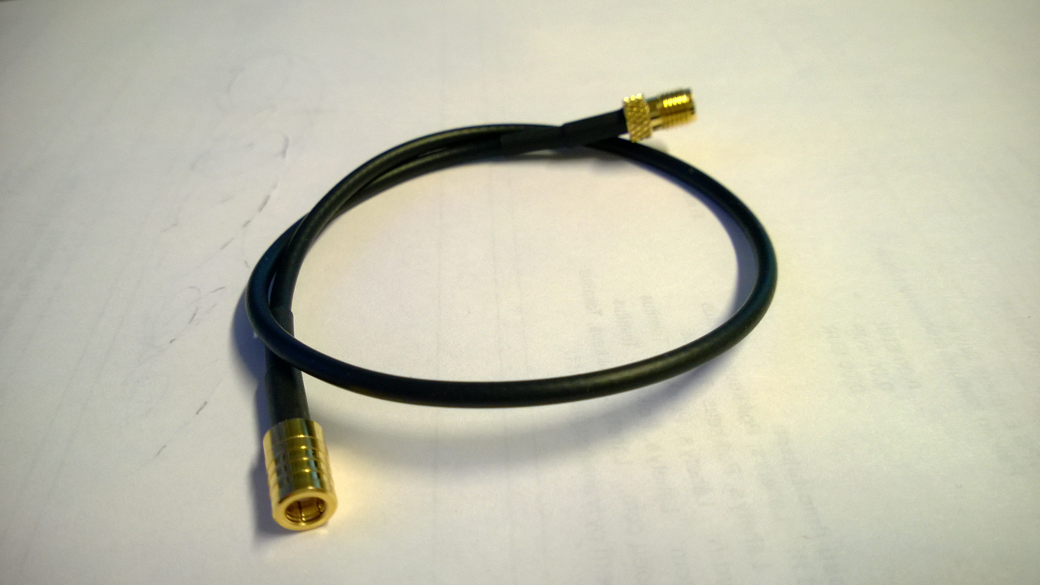 SMB male adapter cable